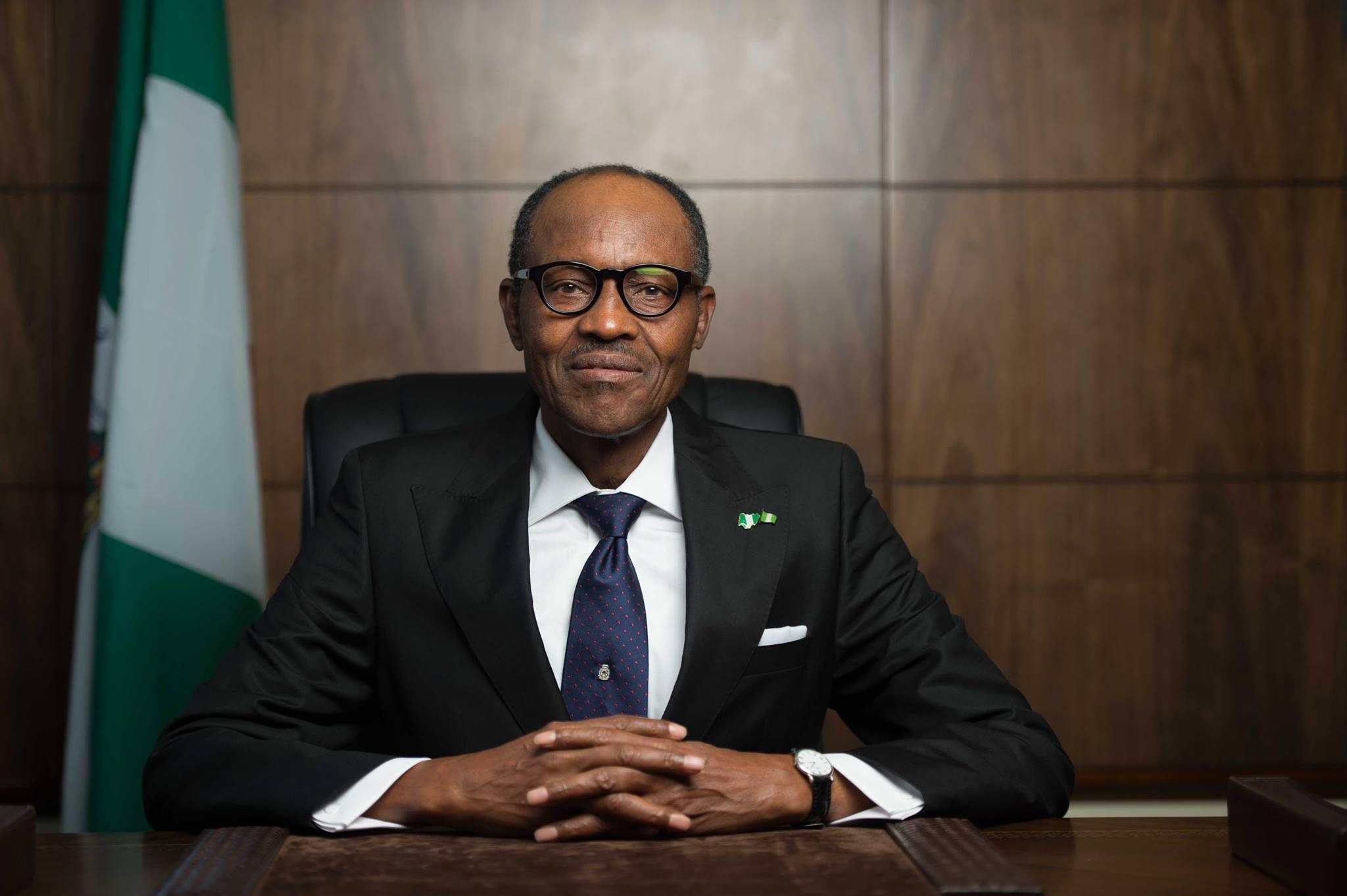 President Muhammadu Buhari, GCFR [PHOTO CREDIT: @MuhammaduBuhari]