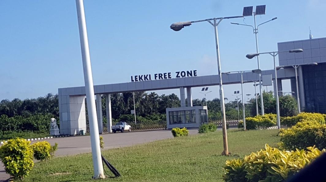 Lekki Free Trade Zone Gate