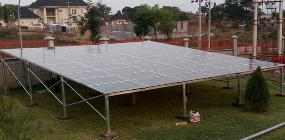 Solar panels have proven potential to address Nigeria's power challenge