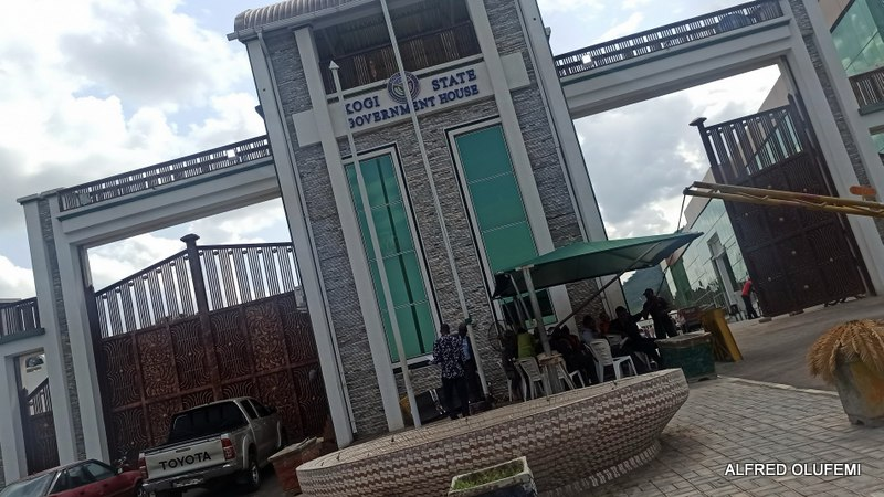 Welcome to Kogi State Government House