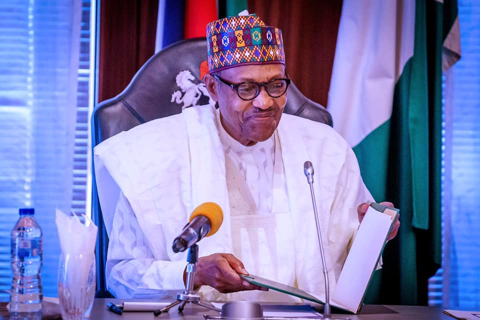 President Muhammadu Buhari [PHOTO CREDIT: @MuhammaduBuhari]