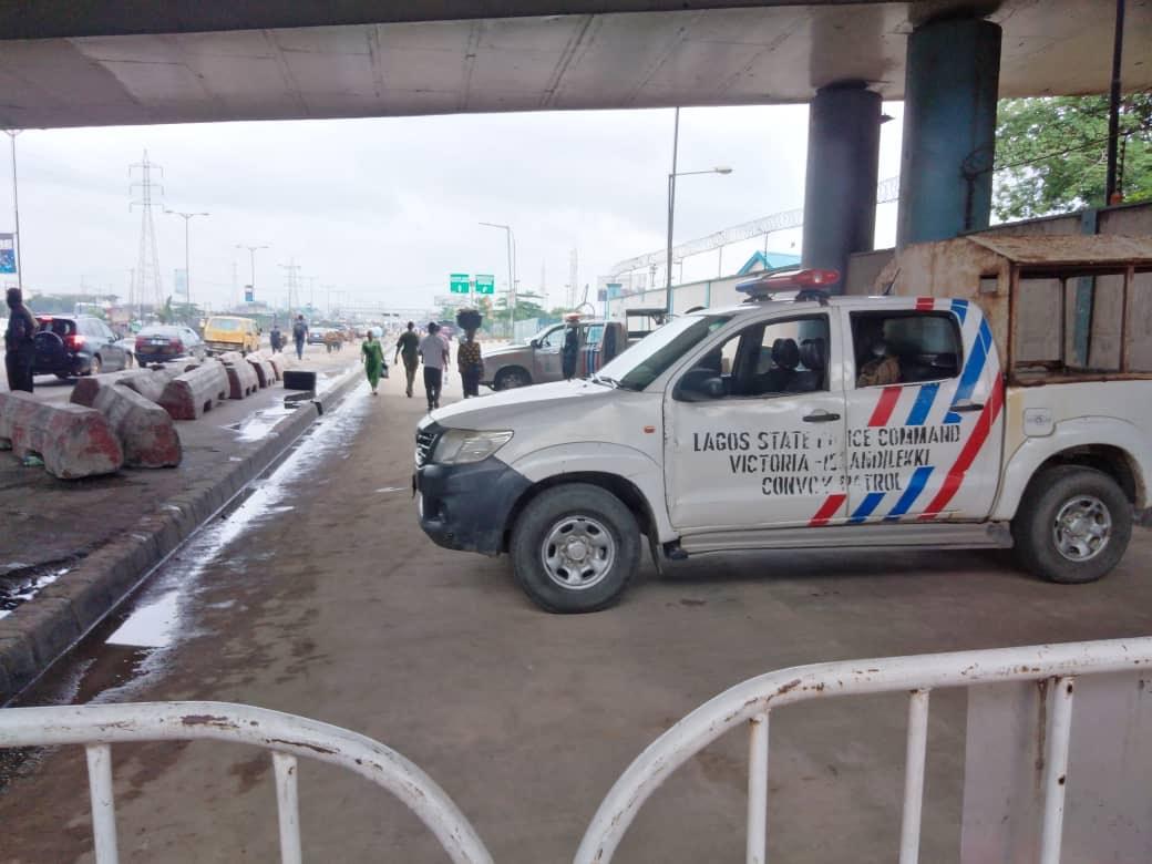 Tight security ahead of Yoruba group rally