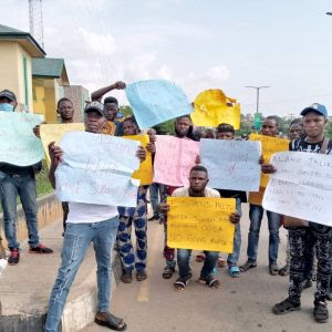 Protest rocks Ibadan over Sunday Igboho's arrest