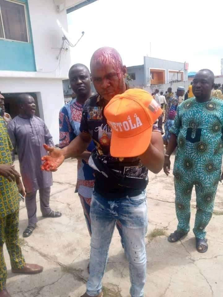 A victim of the clash identified as Nurudeem Ajetunmobi