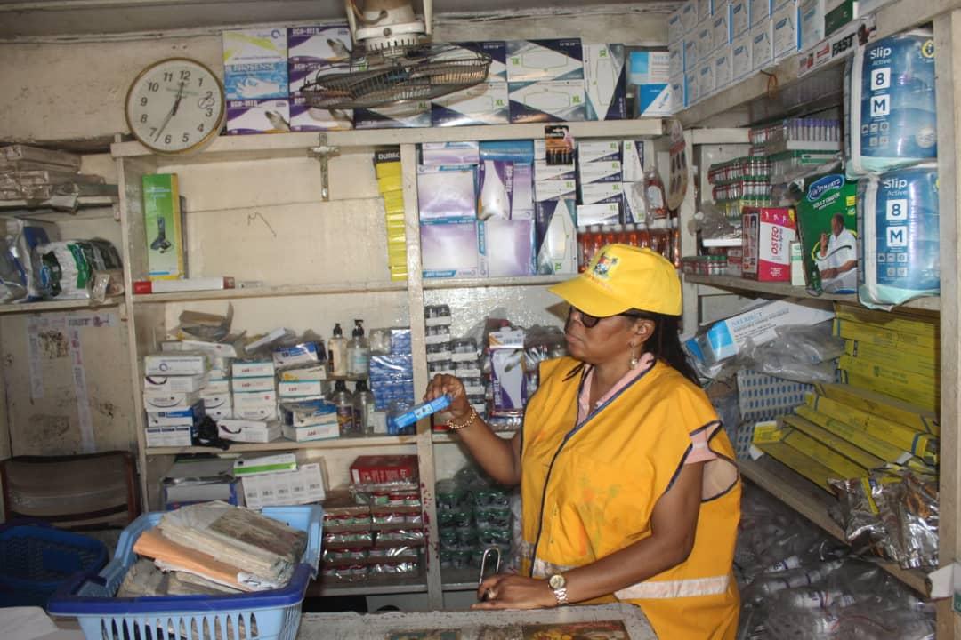 Lagos govt shuts 20 pharmacies for selling fake, expired drugs