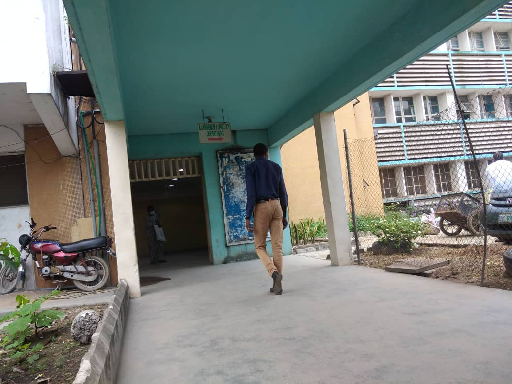 Radiotherapy and Oncology department unit in LUTH