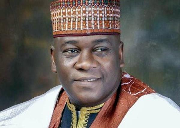 Rt. Hon. Babangida S. M. Nguroje OFR
