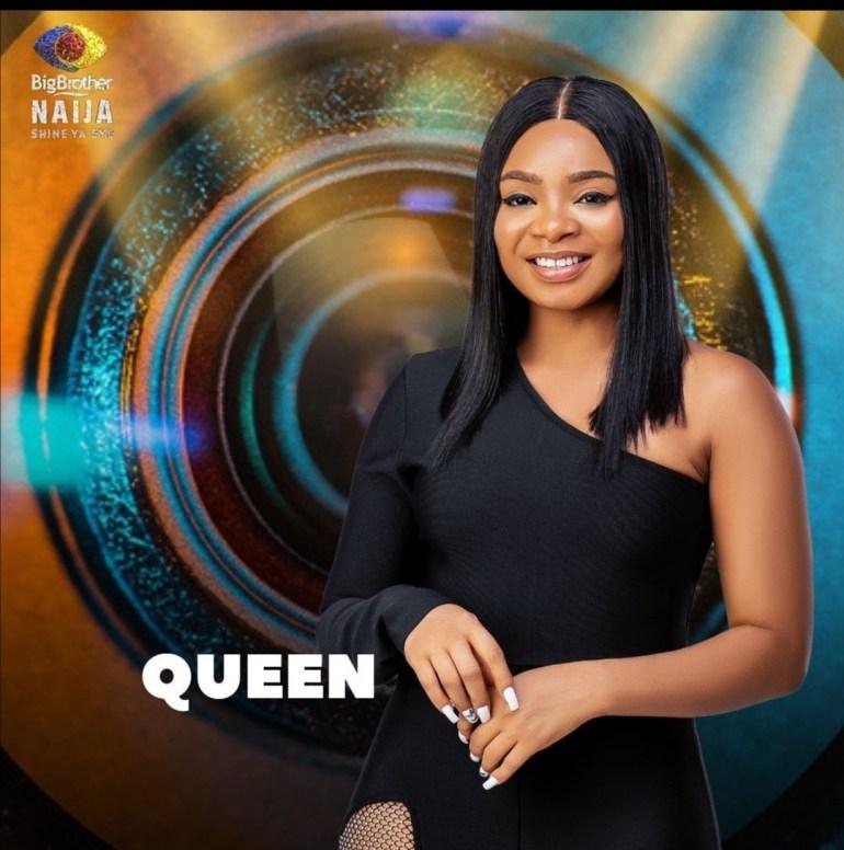 Queen BBNaija Profile Pictures