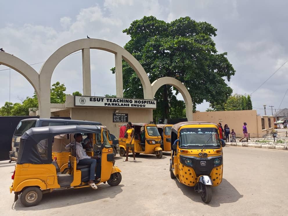 Enugu State University Teaching Hospital Enugu