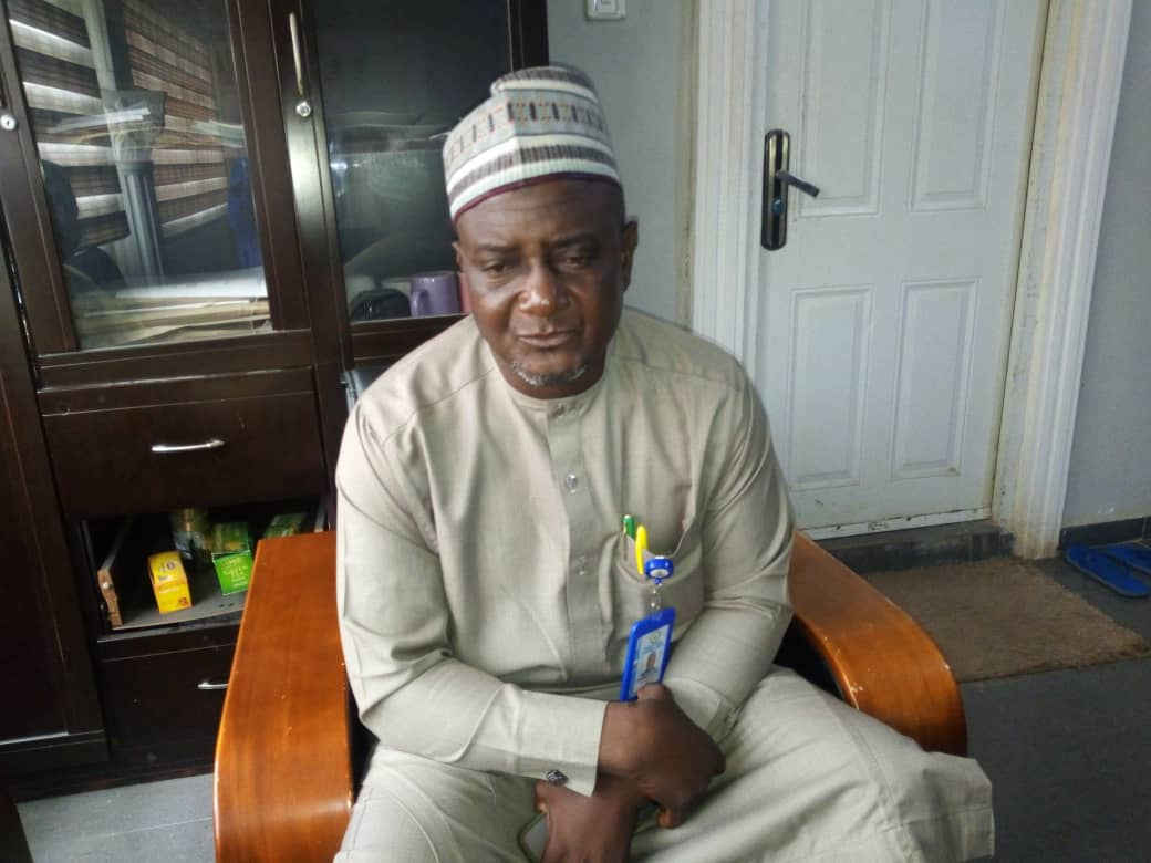 Niger State Commissioner for Information and Strategy, Muhammad Idris