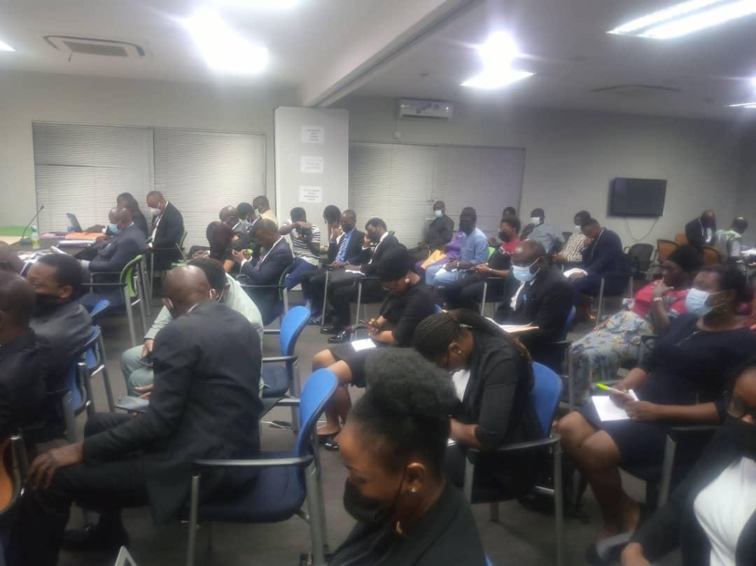 ENSARS The Lagos Judicial Panel