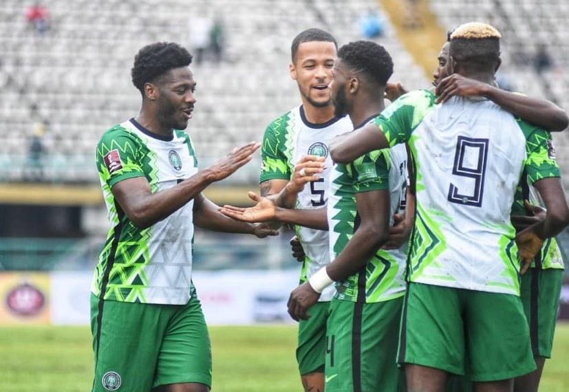 Nigeria v Liberia Ratings: Iheanacho gets brace as Ndidi stands out