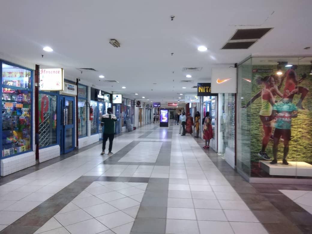 Shoprite mall in Surulere