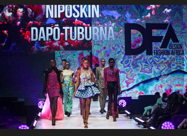Heineken Design Fashion Africa (DFA) Showcase 2021