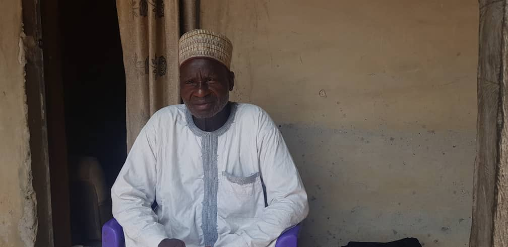 The community head in Toto L.G.A who simply identified himself as Alhaji Bitus