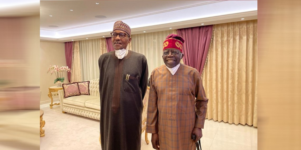 President Buhari visited Tinubu in corruption-tainted London villa acquired by Oyetola