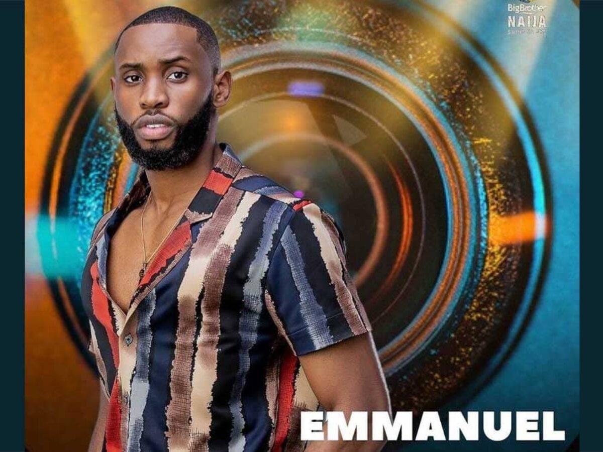 """Emmanuel - Big Brother Naija """"Shine Ya Eyes"""" 2021"""