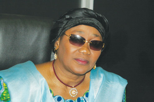 Former EFCC chair, Farida Waziri