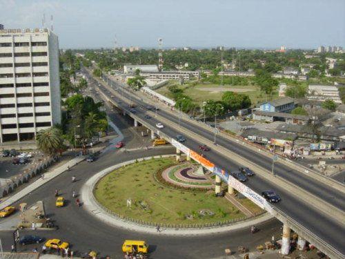 Lagos State mega city