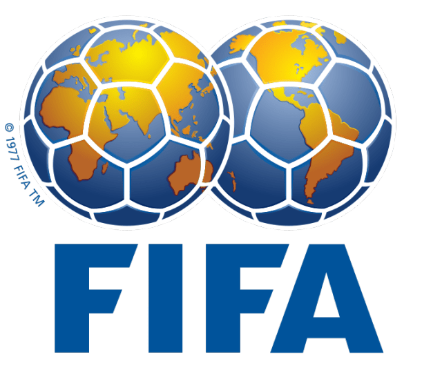 FIFA logo used to illustrate the story