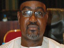 Minister of Mines and Steel Development, Mohammed Sada
