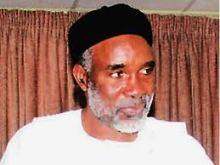 Governor Murtala Nyako of Adamawa