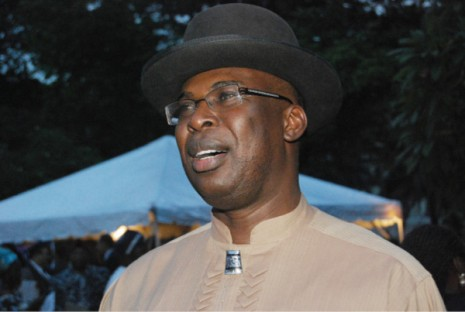 Nigeria's minister of State for Petroleum Resources, Timipreye Sylva,