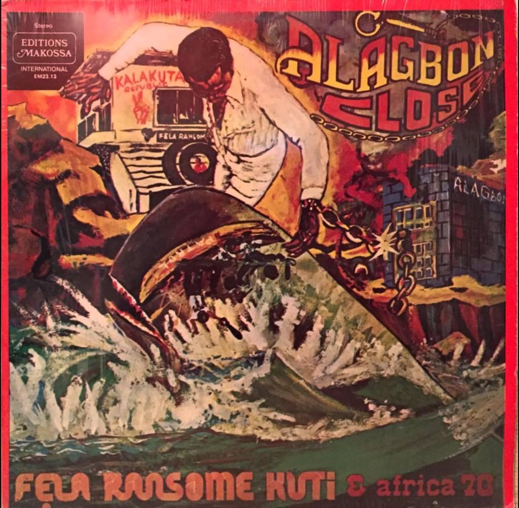 Fela-Alagbon Close