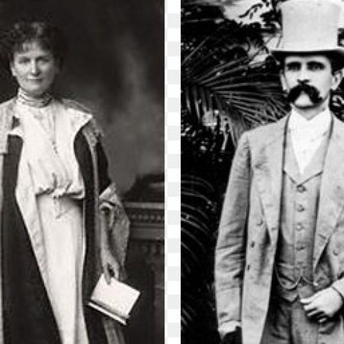 Lugard and Shaw
