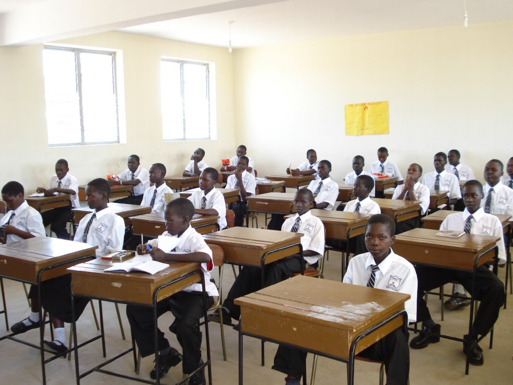 school students in Nigeria