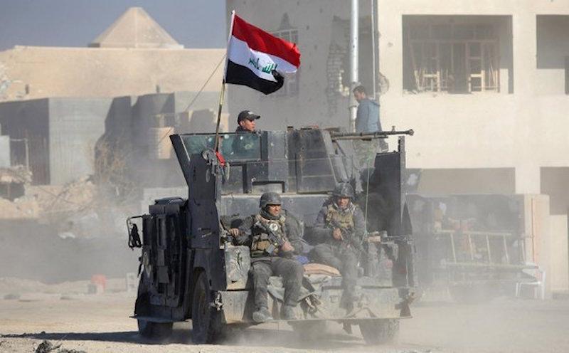 Iraq Military in Ramadi