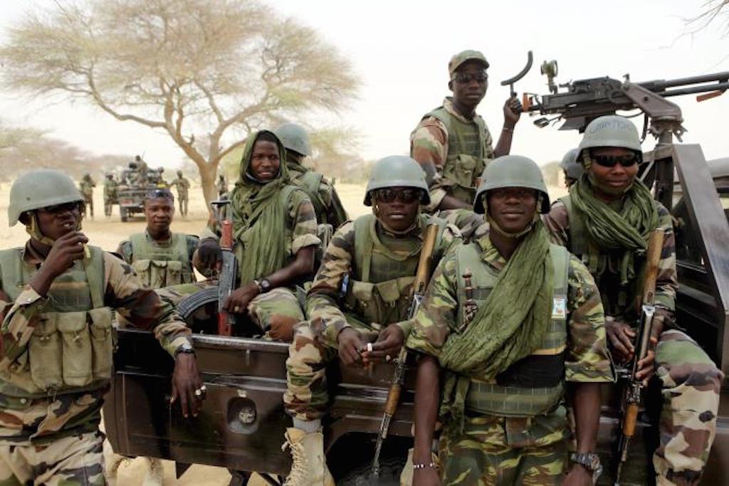 Nigerian soldiers-boko-haram-battle