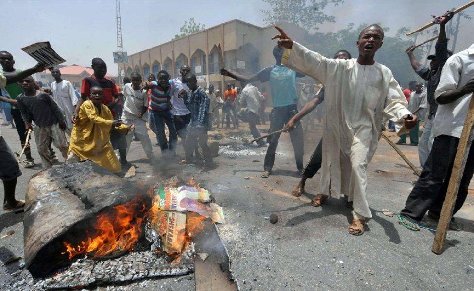 Nigeria's Culture of Violence