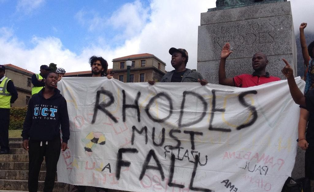 UCT Students Protest