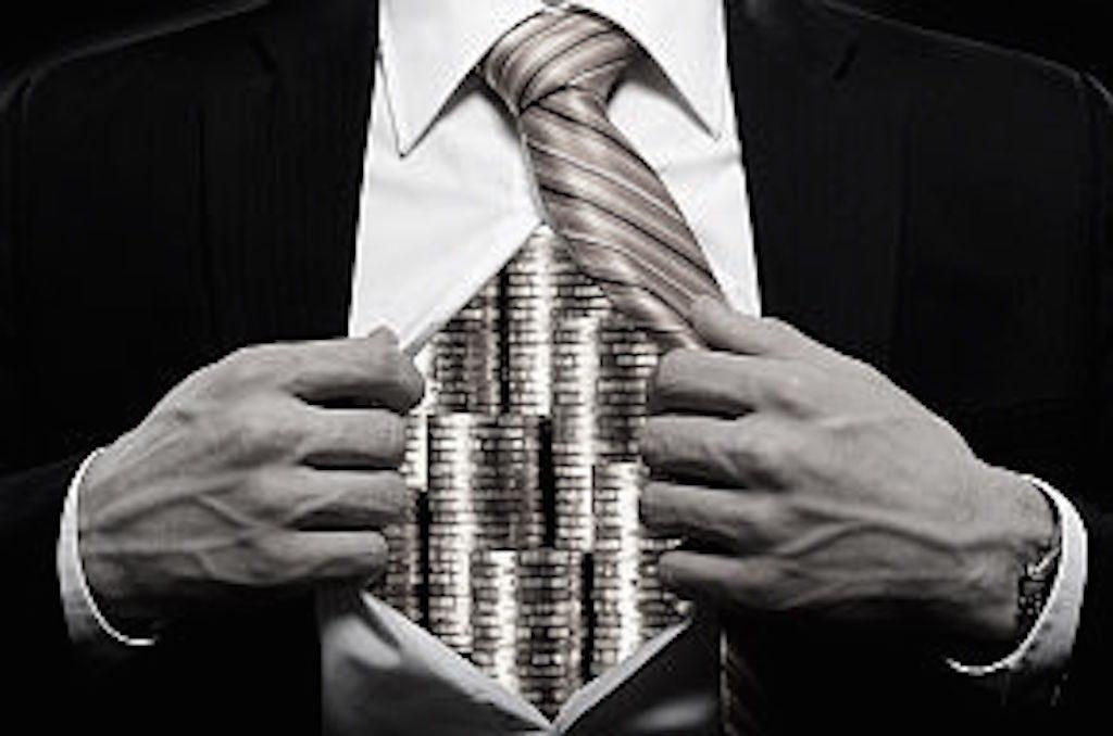 Private sector corruption