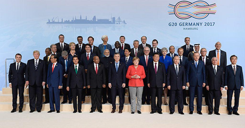 G20 Hamburg 2017
