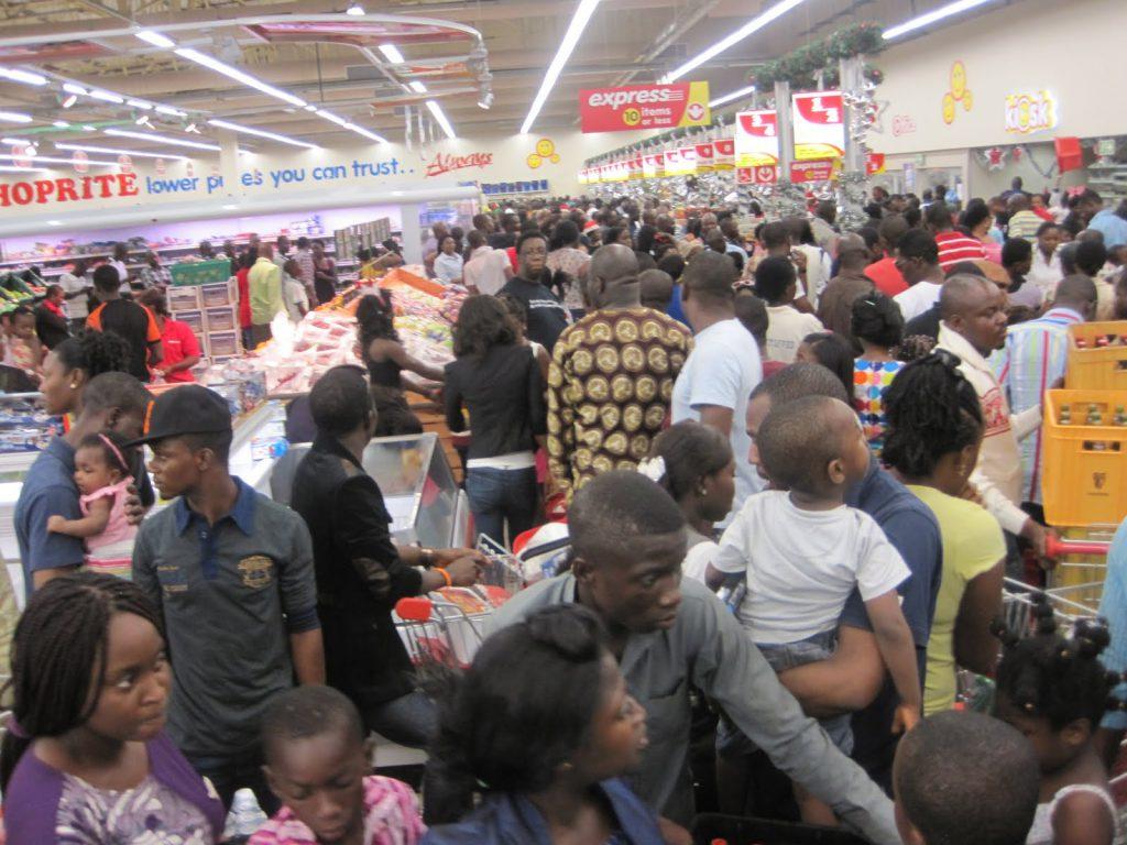 Shoprite Shoppers