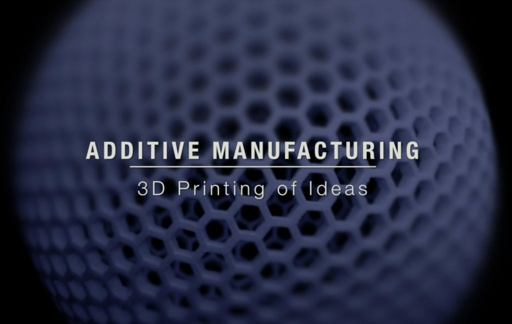 Additive Manufacturing
