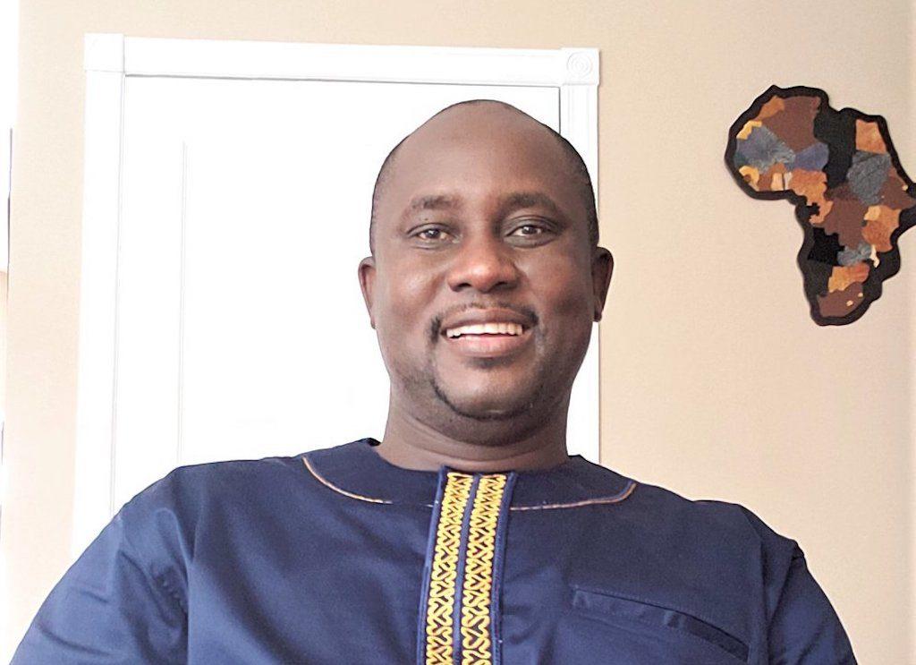 Pius Adesanmi (late). Photo: Premium Times Nigeria