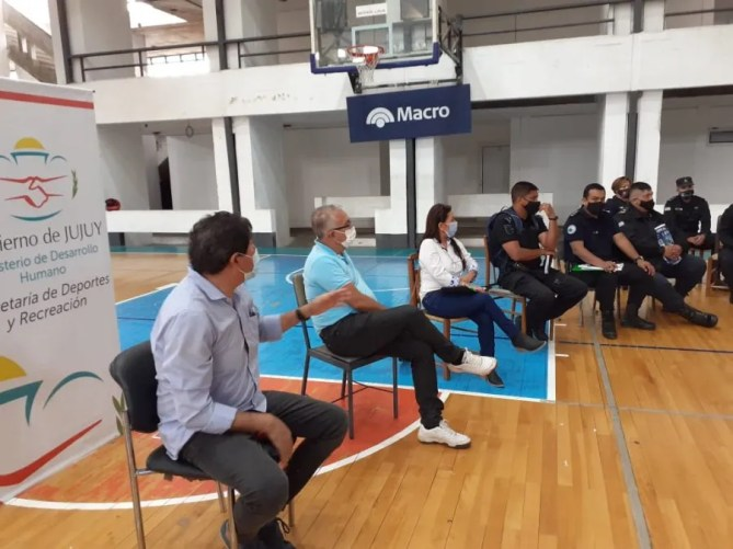 Reunión para debatir inicio del Fútbol Federado de cada una de las ligas de Jujuy
