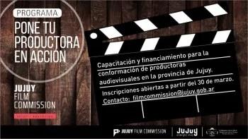 Fomentan la conformación de nuevas productoras audiovisuales