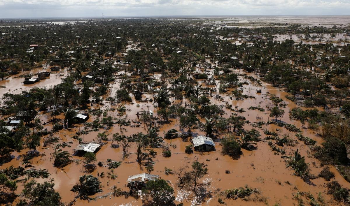 tropical cyclone idai the storm that knew no boundaries [ 1200 x 707 Pixel ]