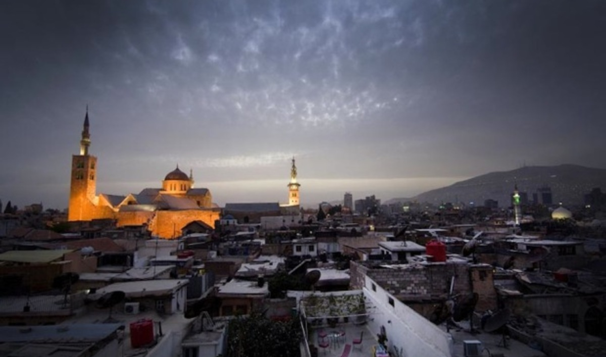 Resilient Damascus An Expat S View Of Life In Syria At