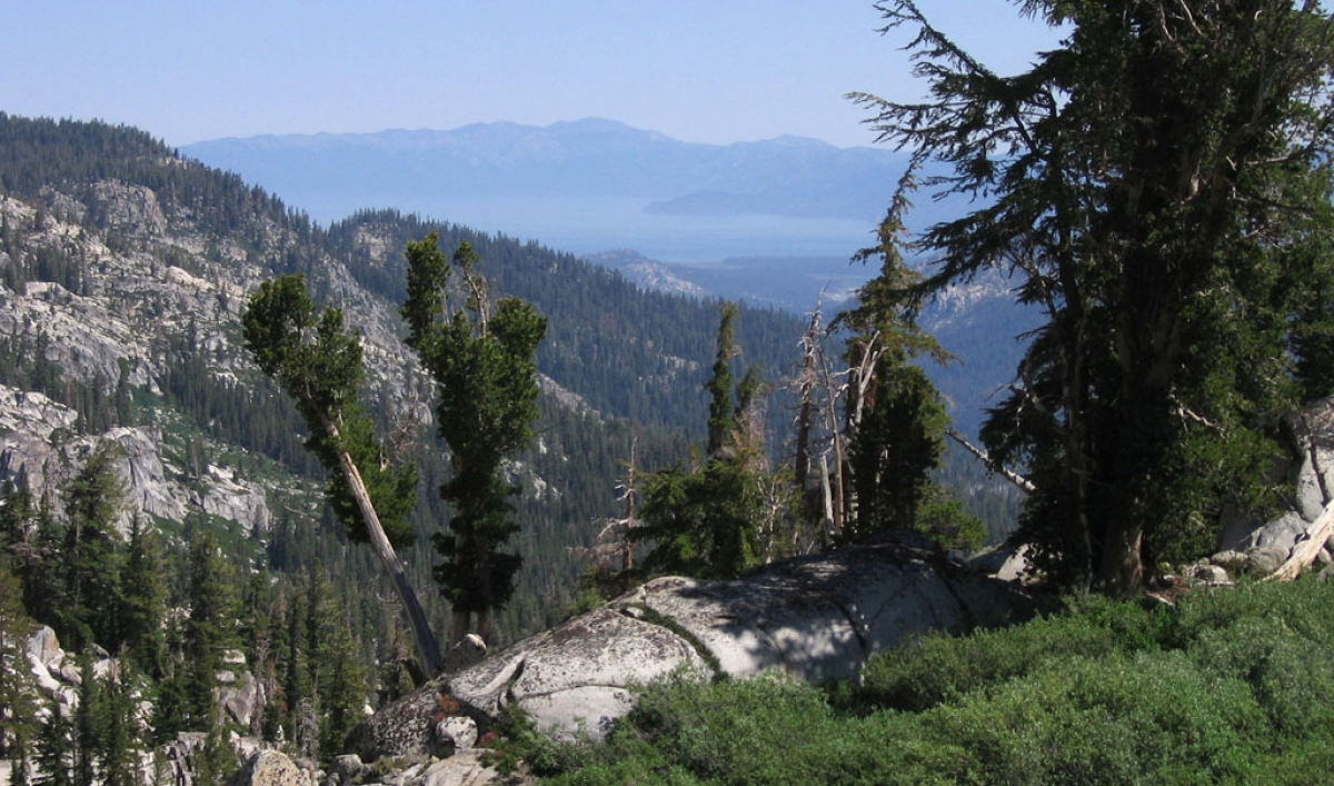 Sierra Nevada Mountain Range Is Getting Bigger Rapidly