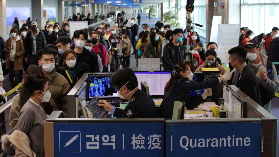 Quarantines go into effect to halt coronavirus outbreak | Public ...