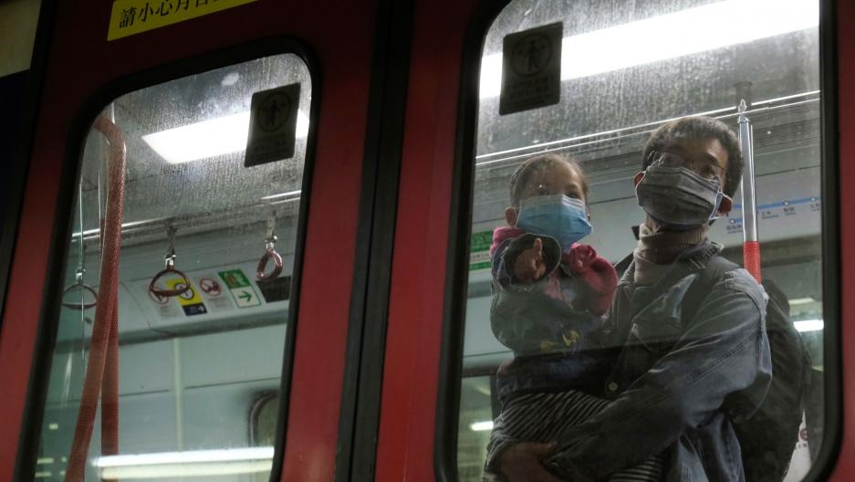 The coronavirus in Hong Kong   Public Radio International