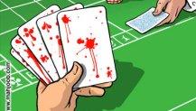 Afbeeldingsresultaat voor kurds poker cartoon