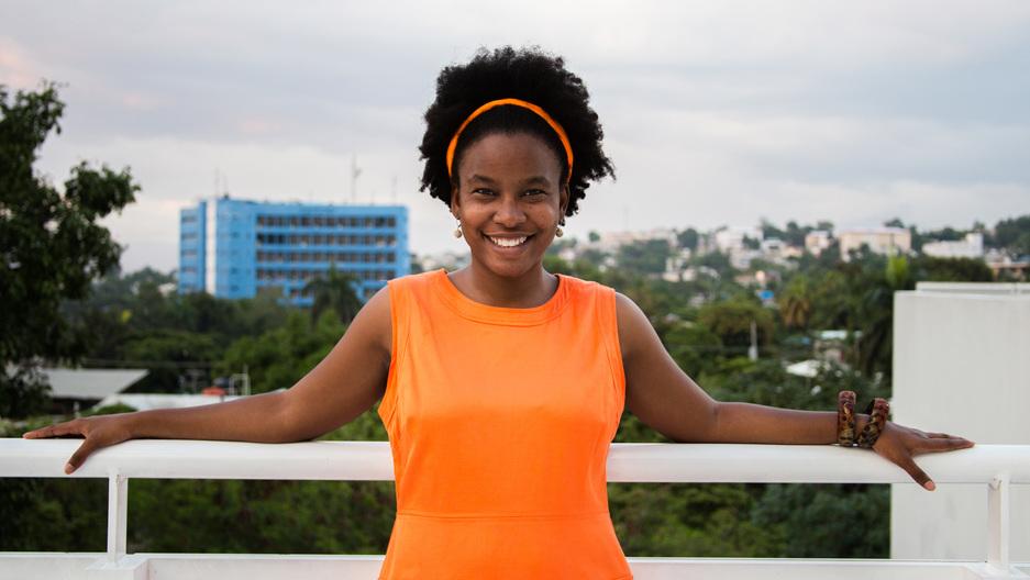 a haitian entrepreneur returns