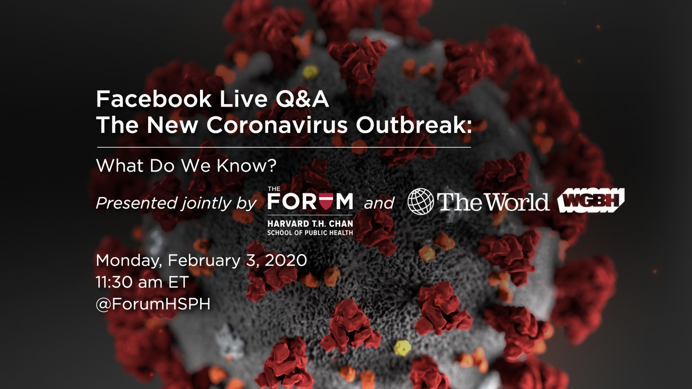 What we know about about the coronavirus outbreak and how to respond