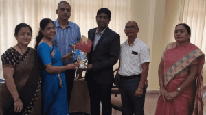 Parents felicitate RK Foundation for reducing school fees for over 2700 students